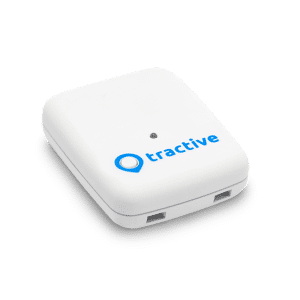 Tractive GPS Tracker Chien