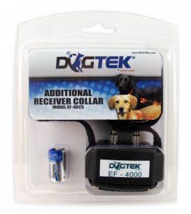 Collier supplémentaire Dogtek EF 4025