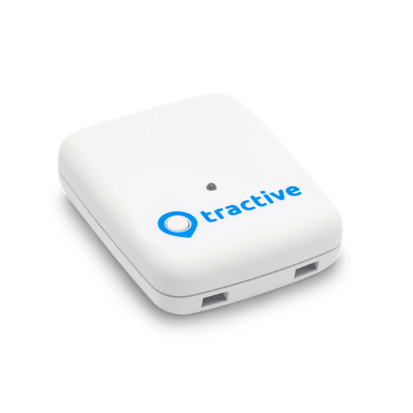 Tractive Tracker