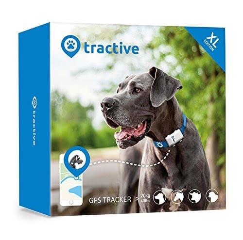 Tractive Traceur GPS XL Gros Chiens