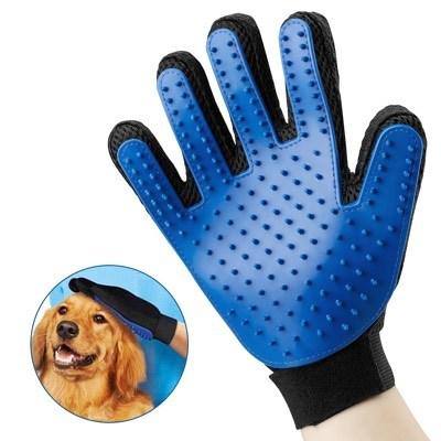 Gant de toilettage pour chien