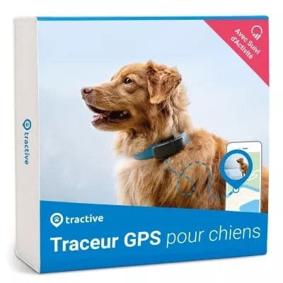 Tractive Dog Tracker