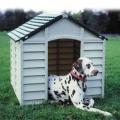 Niche pour chien en PVC